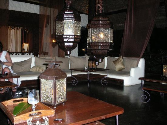 Breezes Beach Club & Spa, Zanzibar: The cigar bar