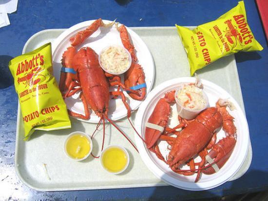 Abbott S Lobster In The Rough Noank Menu Prices Restaurant Reviews Tripadvisor