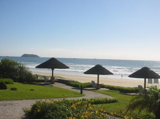 Costao do Santinho Resort Golf & Spa: The beautiful beach