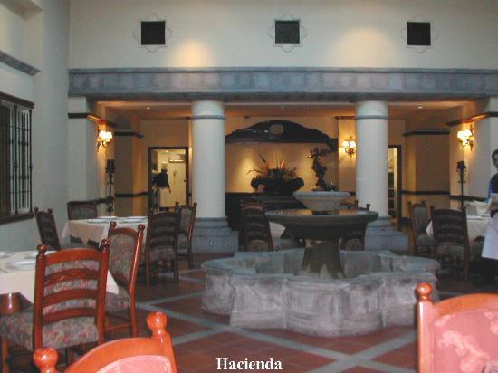 JW Marriott Hotel Quito: Hacienda Restuarant