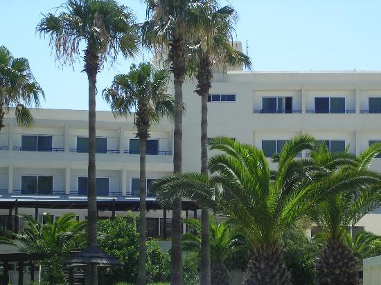 Dome Beach Hotel & Resort PAI: The hotel DOME BEACH