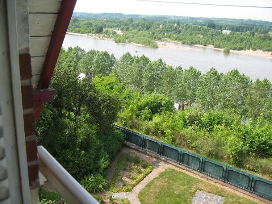 Le Buisson Bed & Breakfast : View from one of the bedroom