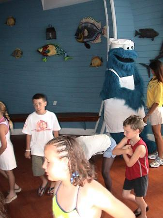 Beaches Turks & Caicos Resort Villages & Spa : Sesame Street Characters-Fun for Kids