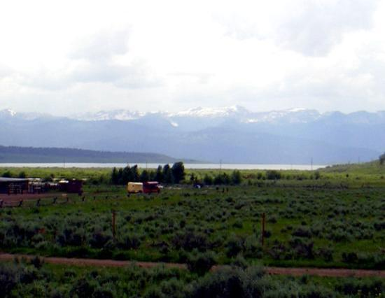Parade Rest Ranch: View from cabin