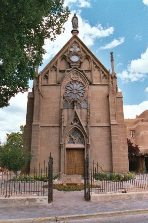 Santa Fe, NM: Loretto Chapel