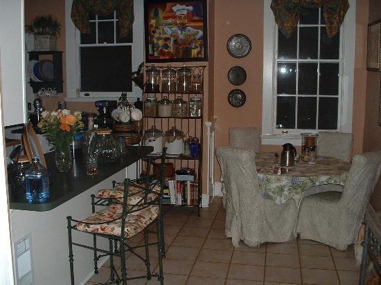 McMurphy's: Kitchen