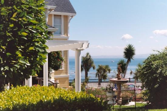 Our Room Picture Of Seven Gables Inn Pacific Grove