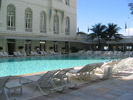 Belmond Copacabana Palace: Copa Pool Image Two