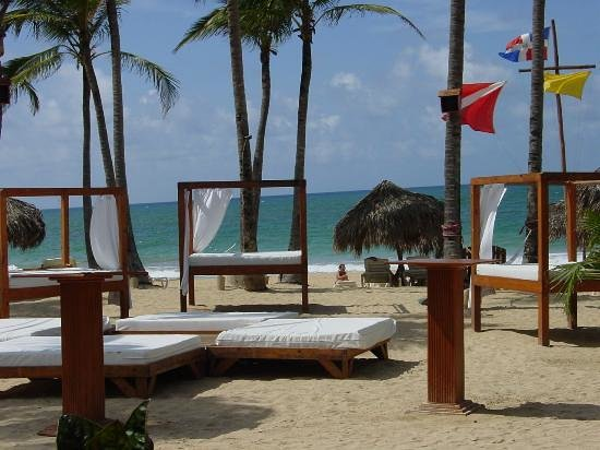 Excellence Punta Cana: the beach