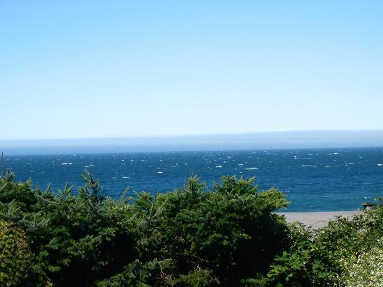 Breakers Inn: our partial ocean view