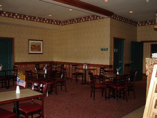 Country Inn & Suites By Carlson, Billings: dining area