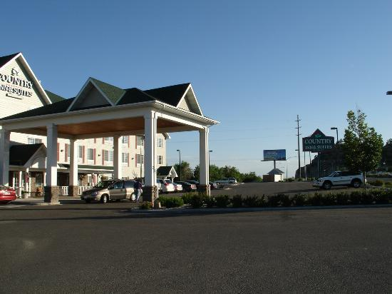 Country Inn & Suites By Carlson, Billings: outside view