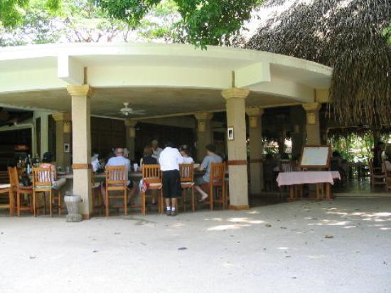 Hotel Capitan Suizo Beach Front Hotel Boutique : Bar/Restaurant