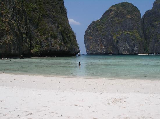 Ko Phi Phi Don, Thailand: Me and Maya