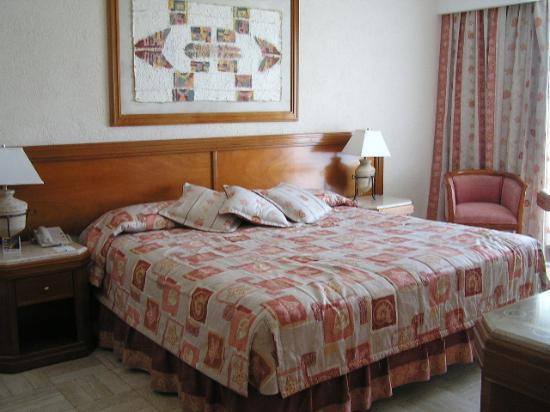Mayan Palace Nuevo Vallarta: bedroom