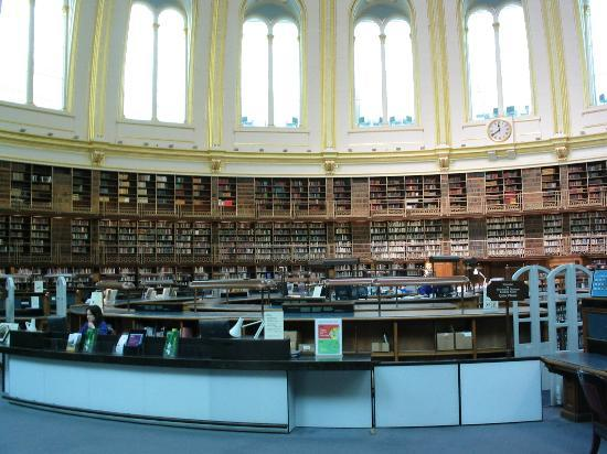 The Montague on The Gardens: Reading room of the British Museum