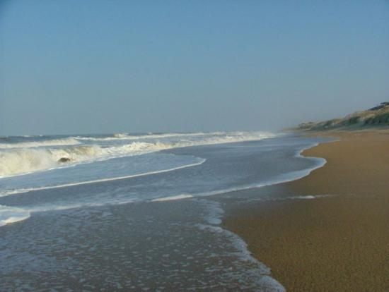 Outer Banks, Carolina del Nord: Secluded beach