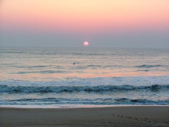 Outer Banks, Carolina del Norte: Sunrise