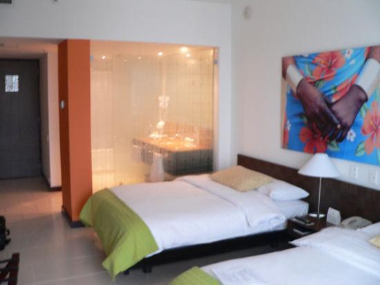 Radisson Decapolis Hotel Panama City: Our room