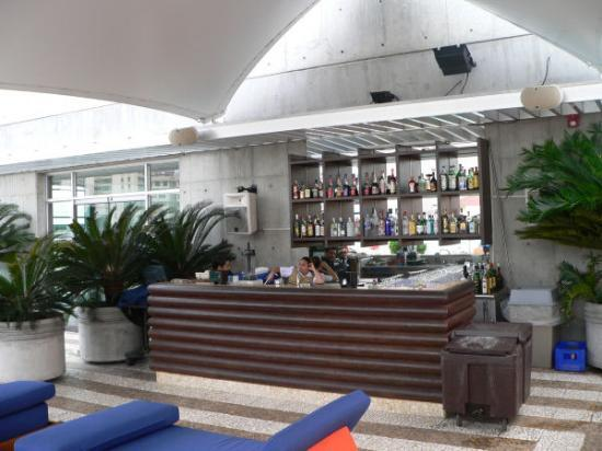 Radisson Decapolis Hotel Panama City: Pool bar