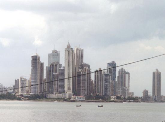 Radisson Decapolis Hotel Panama City: City view