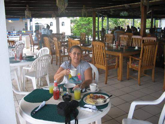 Negril Tree House Resort: Coffee and