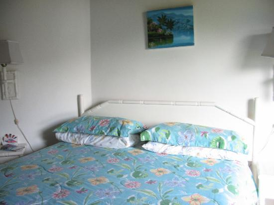 نيجريل تري هاوس ريزورت: The Beds are Comfortable