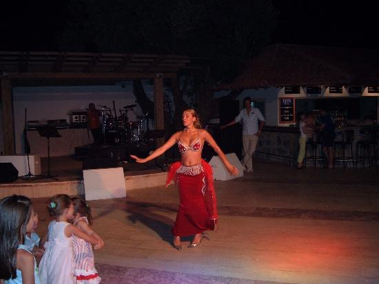 Hapimag Resort Sea Garden: Entertainment: Turkish night