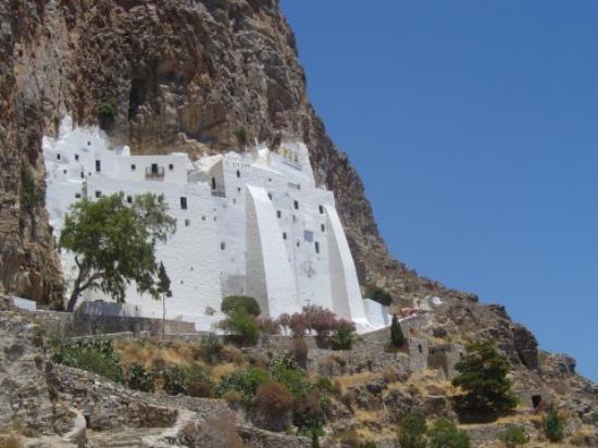 Vigla Hotel: Monastery