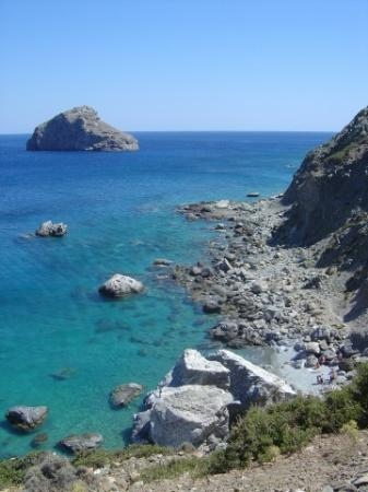 Tholaria, Grecia: Amazing beaches