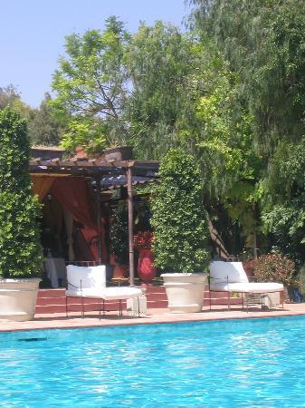 El Bulli Hotel - Hacienda Benazuza: Pool