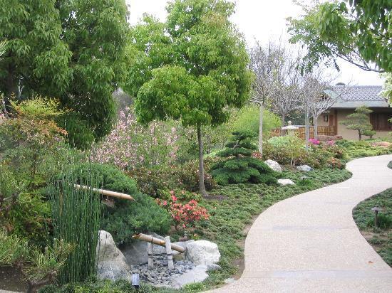 Japanese friendship garden picture of balboa park san for Japanese friendship garden