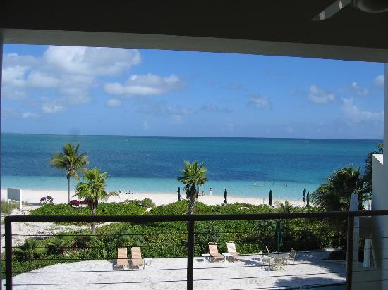 Coral Gardens on Grace Bay: We woke up to this every morning off of our patio
