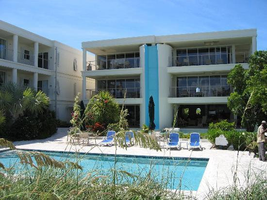 Coral Gardens on Grace Bay: A view of the grand suites