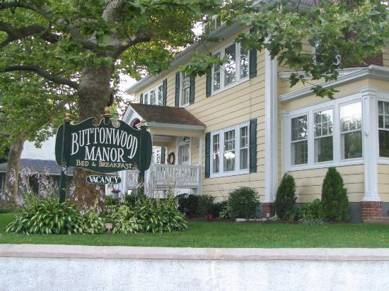 Buttonwood Manor Bed and Breakfast: Buttonwood Manor, Cape May