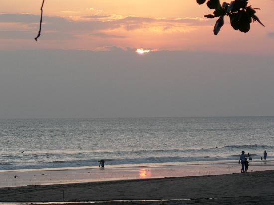 The Oberoi Bali : World famous sunsets