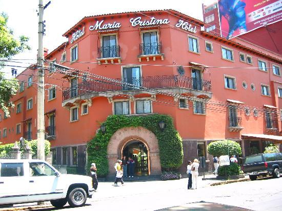 Hotel Maria Cristina Updated 2018 Prices Reviews Mexico City Tripadvisor