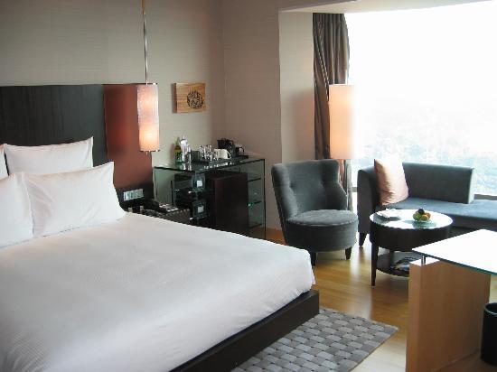 Hilton Kuala Lumpur : Standard room (3)