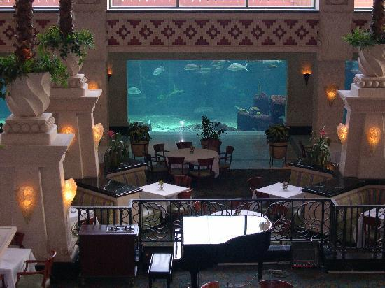 Fathoms Restaurant Just Off The Main Lobby Picture Of The