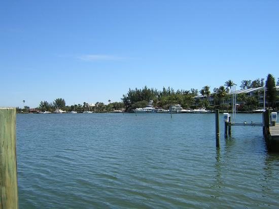 Longboat Key, FL: Intracoastal waterway.