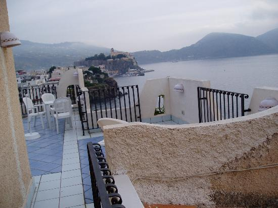 Hotel Carasco : View from the room