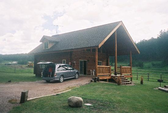 "High Country Guest Ranch: More of the ""Mtn. View"" cabin"