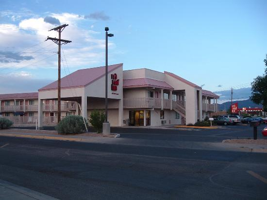 Motel 6 Santa Fe 646 Cerrillios Road : Red Roof Inn, Santa Fe