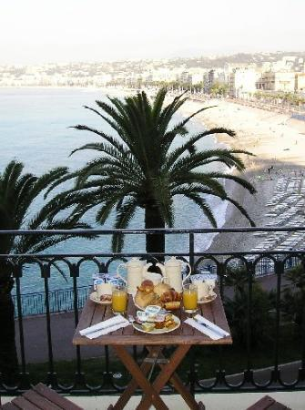 Hotel Suisse : My Breakfast