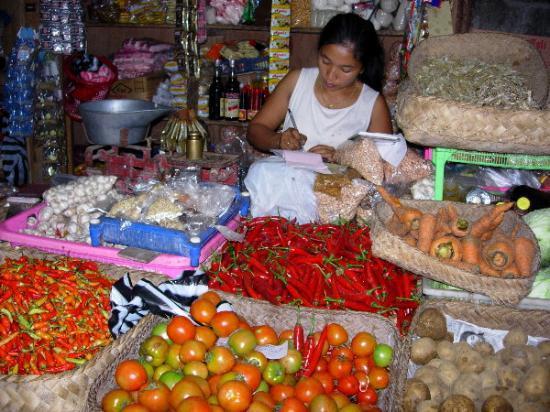 Four Seasons Resort Bali at Jimbaran Bay: Four Seasons Jimbaran - Market Tour for the Cooking Class