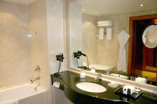 Ararat Park Hyatt Moscow: Washroom