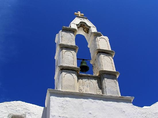 Mykonos, Greece: Bell