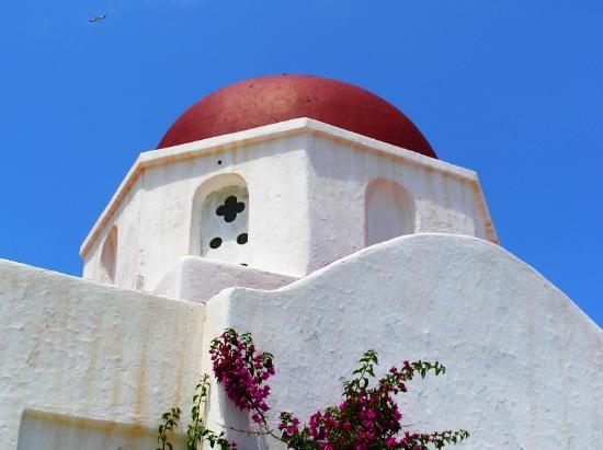 Mykonos, Grækenland: Church