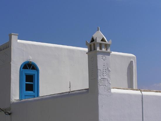 Míkonos, Grecia: Chimney 2