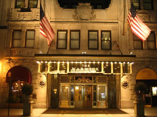 The Warwick Hotel - Picture of Warwick New York, New York City ... 637be685477d